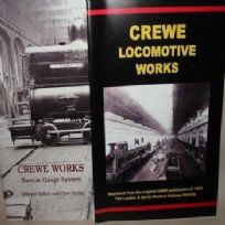 Crew Locomotive & Narrow Gauge Railway books